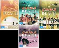 CHINA BEACH SEASONS 1-4 ( BRAND NEW AND SEALED)