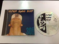 30 cm  Elmer Food Beat  CD