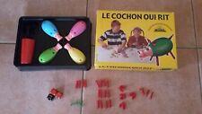 jeu le cochon qui rit très bon état complet de 2 à 4 joueurs éditions Michel