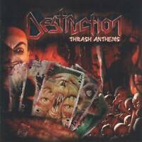 DESTRUCTION - THRASH ANTHEMS (+1 Bonus)(2007) Thrash Metal CD Jewel Case+GIFT
