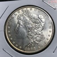 1898 MORGAN SILVER DOLLAR HIGH GRADE COIN