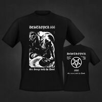 DESTROYER 666 - Six Songs With The Devil T-SHIRT 5x4 OFFER!! / Read Description