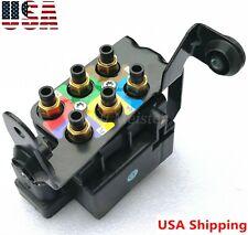 Air Suspension Compressor Pump Valve Block for Porsche Panamera 97035815302