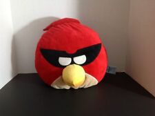 Authentic Angry Birds Space Red Plush 2012 No Sound