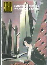 REVUE STRIPSCHRIFT N°266 . NÉERLANDAIS . SCHUITEN . 1993 .
