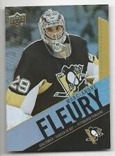 2015-16 Marc Andre Fleury Tim Hortons Canada Base Card #64 Mint