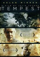 The Tempest [New DVD] Ac-3/Dolby Digital, Dolby, Subtitled, Widescreen