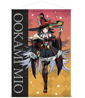 Hololive Ogami Mio Captore Limited original Tapestry 515×728mm