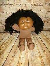 Vintage 1983 First Edition Cabbage Patch Kid African American Girl