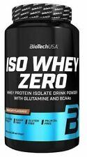 Biotech USA ISO Lactosérum Zero 908 g Zero Plus Gratuit Shaker