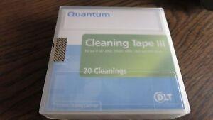 Quantum Cleaning Tape III (DLT 2000 XT / 4000 / 7000 / 8000)