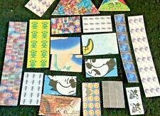 SMALL SHEETS 24er mini-COLLECTION-blotter art-psychedelic goa artwork-Collection