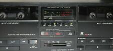 Sony TC-WR77 Dual Stereo Cassette Deck