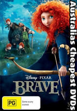 Brave DVD NEW, FREE POSTAGE WITHIN AUSTRALIA REGION 4