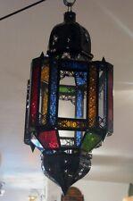 Moroccan lantern-Large Moroccan lantern-Moroccan hanging lantern- Moroccan light