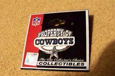 Dallas Cowboys Property of pin