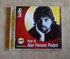 Alan Parsons Project - Lucifer Best Of / Zounds 24 Karat Gold Disc