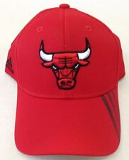 NBA Chicago Bulls Adidas Adjustable Fit Cap Hat Beanie Style #NG49Z NEW!