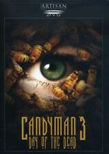 Candyman 3: Day of the Dead [New DVD] Widescreen