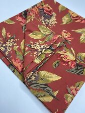 Croscill Home Floral Heavy Shower Curtain *NEW OUT OF PACKAGE