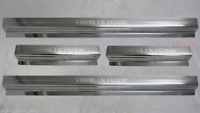 DOOR SILL SCUFF PLATE STAINLESS STEEL HOLDEN COLORADO 7 TRAILBLAZER SUV 2012-17