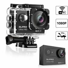 Action Cam WiFi Digital Kamera Sport DV Camcorder Wasserdicht ULTRA HD