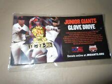 San Francisco Giants- Junior Giants Pin - PANIK, POSEY & CRAWFORD - Gold Gloves