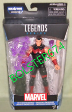 "Marvel Legends WONDER MAN Captain America Wave 3 Abomination BAF 6"" Figure 2016"