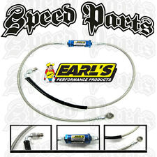 FORD FG TURBO OIL LINE FILTER KIT EARLS UTE XR6 FPV F6 FALCON G6 SPEEDFLOW SEDAN
