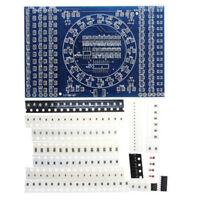 SMT SMD Component Weld Welding Practice PCB Board Solder Plate DIY Kits