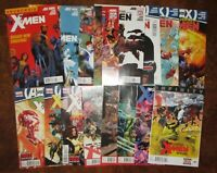 Wolverine and the X-Men MARVEL 2011 Aaron Bachalo Bradshaw Lot AvsX Infinity 1