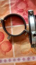 Clip de Pipa Forrado de Goma easifix/Anillo Munsen M8/M10 BPZ Anti Vibration