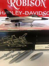 Genuine Harley-Davidson Lockheed F-16 Fighting Falcon Airplane Bank 99213-96V