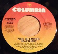 Neil Diamond 45 Heartlight / You Don't Know Me