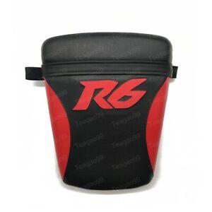 Black&Red Rear Passenger Seat Pillion For Yamaha YZF R6 1998-2002 1999 20001