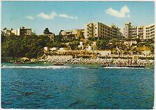 SOLANTO - HOTEL ZAGARELLA VISTO DAL MARE - S.FLAVIA (PALERMO) 1978