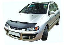 Haubenbra Mitsubishi Space Star 1996-2006 Steinschlagschutz Car Bra