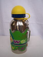 Owen Funky Named Metal Silicone Drinks Bottle Flask Container Thermos Green