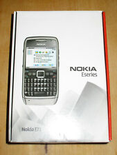 Nokia E71-1 grey steel