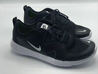 Nike Flex Contact 3 (GS) Black White Boy's Shoes - Size 7Y Brand New AR4151-001