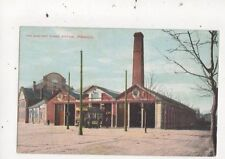 Electric Power Station Ipswich Vintage Postcard 779a