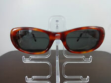 Womens designer sunglasses Vintage 90's Emporio Armani tortoiseshell brown 552-S