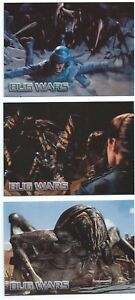 1997 Inkworks Art of Starship or Troopers Bug Wars You Pick Finish Your Set