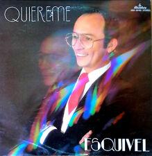 SERGIO ESQUIVEL - QUIEREME - ALHAMBRA LBL - 1980 LP