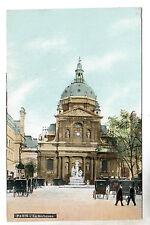 La Sorbonne - Paris Photo Postcard c1901