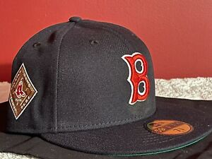 Hat Club Boston Red Sox New Era Fitted Hat **1946 All Star Game** Size 7 3/8