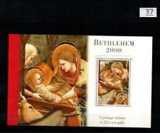 / PALESTINE 1999 - MNH - BOOKLET - PAINTING - CHRISTMAS