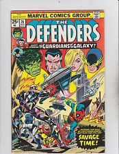 Marvel Comics! The Defenders! Issue 26!