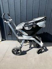 Orbit G2 Black Standard Infant Seat with Stroller frame and Car Seat Base