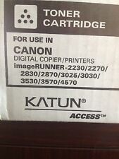 KATUN ACCESS  IMAGE RUNNER -2230/2270/2830/2870/3025/3030/3530/3570/4570